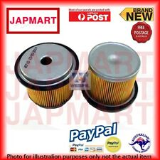 Mitsubishi Colt 1.6L 10/82-1990 Fuel Filter Kit WZ92 RB/RC/RD/RE. Petrol. 4Cyl.
