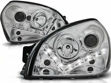 LED HEADLIGHTS RHT LPHU04 HYUNDAI TUCSON SUV 2004 2005 2006 2007 2008 2009 2010