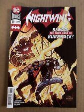 NIGHTWING #59 FIRST PRINT DC COMICS (2019) BATMAN