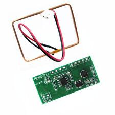 Lector de tarjeta de identificación MCU RDM6300 modulo RFID radio módulo UART salida en serie
