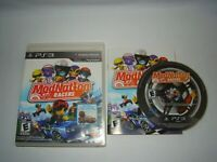 PlayStation 3 PS3 ModNation Racers game complete, 2010 SCEA