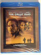 The Great Raid (Blu-ray Disc, 2006, Director's Cut) (NEW)
