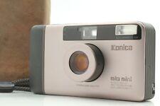 【Near MINT 💥w/Case Strap】 Konica Big mini BM-301 35mm Film Camera From Japan