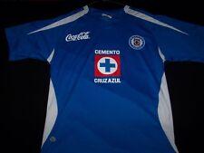 79107a08f Cruz Azul Soccer Jersey FC Football Club Deportivo Mexico shirt size M