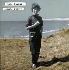 JANE BIRKIN ENFANTS D'HIVER CD NEW