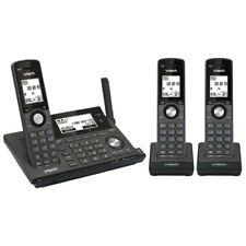 VTech Long Range Cordless Phone 3 Handsets Cls17852