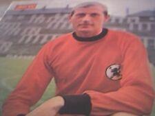 ephemera 1969 picture alan gordon dundee united football soccer
