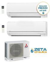 CLIMATIZZATORE CONDIZIONATORE MITSUBISHI DUAL SPLIT DM 9000+12000 9+12 MXZ-2DM40