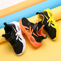 Kids Boy Fashion Double  Mesh Breathable Outdoor  Sneakers Athletic Sports Shoes