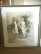 "Willem Haenraets Limited Edition Print "" Bicycle"" signed by Artist"