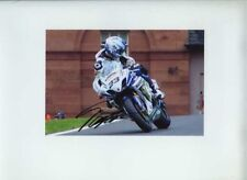 Tommy Hill Worx Crescent Suzuki BSB 2010 Signed 4