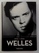 Orson Welles - Movie Icons - Taschen 2006 Ediz. italiana, spagnola e portoghese