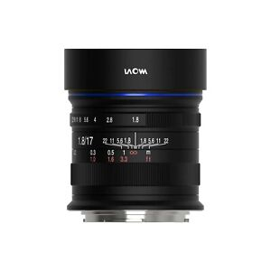 Laowa 17mm f/1.8 Lens for Micro Four Thirds MFT