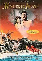 Mysterious Island (Widescreen) DVD