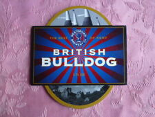 "WESTERHAM BREWERY "" BRITISH BULLDOG "" PUMP CLIP  FRONT ( UB 1 )"