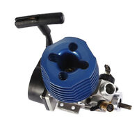 RC SH 18 Nitro Engine Motor 2.74cc Blue for HSP HPI 1/10th Buggy Truck Car