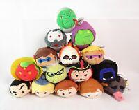 Disney Tsum Tsum Plush Soft Toy Bundle x 15 includes Marvel & Frozen Collectible