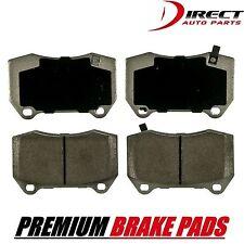 BRAKE PADS Complete Set Front MD960 Disc Brake Pad - Semi-Metallic Pad, Front