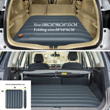 Car Trunk SUV Inflatable Backseat Mattress Air Bed Camping Sleep Recliner Mat
