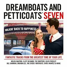Dreamboats And Petticoats 7 - Walkin Back To -Various Artists - NEW