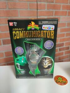 Mighty Morphin Power Rangers - Tommy Oliver Legacy Communicator Toys 'R' Us
