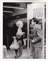 """Franca Rame / Carlo Giuffre (Pressefoto '64) - in """"Amore in 4 Dimensionen"""""""