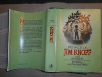 Michael Ende: Jim Knopf und die wilde 13 mit Bildern von Reinhard Michl 1983
