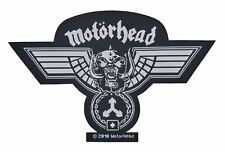 Motorhead Hammered Cut Out Woven Patch Official Merchandise