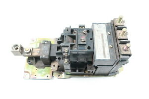 Allen Bradley 509-FOD Size 5 Ac Contactor 115-120v-ac 270a 200hp