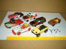 Konvolut Nr. 733 Modellautos Corgi, Politoys, Corgi, Majorette, Range Rover, Jee