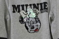 Disney Minny Mouse Pullover  Gr. 146/152 grau C&A