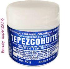 TEPEZCOHUITE DAY CREAM SPF 15 COLLAGEN & VITAMIN E MOISTURIZING DAY CREMA DE DIA