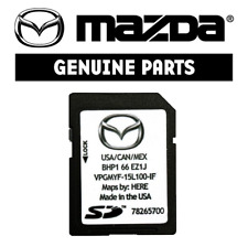 ✅ LATEST 2018-2019 Mazda BHP166EZ1J Navigation SD Card Map Chip GPS USA/CAN/MEX