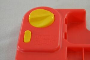 Boggle Jr. Numbers Red Base Replacement Piece