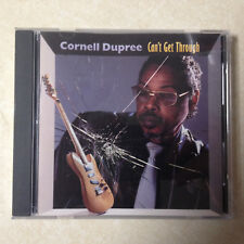 DUPREE, CORNELL - CAN'T GET ENOUGH - CD