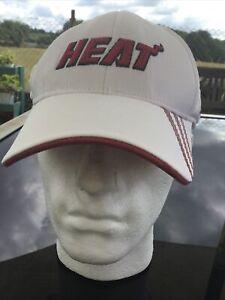 ADIDAS 2014 ,MIAMI HEAT BASKETBALL CAP