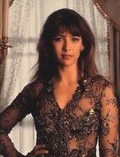 007 The World is Not Enough 1999 Sophie Marceau as Elektra King Color - CL0050