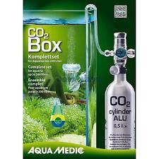 Aqua Medic CO2 Box zur Versorgung von Wasserpflanzen mit Kohlendioxid