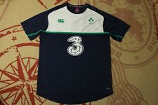 IRELAND NATIONAL TEAM RUGBY JERSEY shirt TRAINING CANTERBURY ORIGINAL SIZE XL