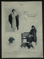 Maigot Erskine Mrs. Arthur Bendier McGusty Rita Martin 1922 Photo Article 6471