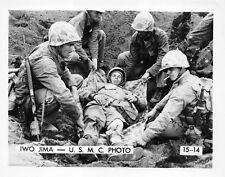 (050) Vintage USMC Photo Iwo Jima Operation 14 of 20
