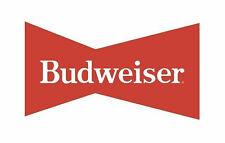 Budweiser Beer Sticker Vinyl Decal 4-279