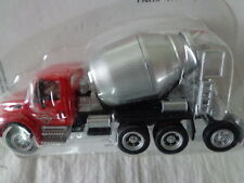 BOLEY1:87 HO SCALE INTERNATIONAL CONCRETE CEMENT MIXER IN RED
