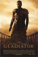 Gladiator Reg Original Movie Poster Double Sided 27x40