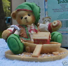 Yule~MINT~Building Sturdy Friendship~Cherished Teddies