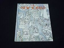 1978 SEPTEMBER 4 NEW YORKER MAGAZINE - BEAUTIFUL FRONT COVER FOR FRAMING - C1261