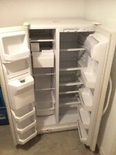 Whirlpool Gd5Shax Side-by-Side Refrigerator