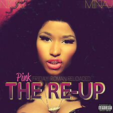 nicki minaj - pink friday?roman reloaded reup (ltd.edt.) (CD NEU!)