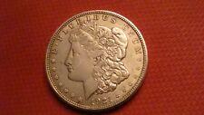 1921-D Morgan Silver Dollar (ref#3)