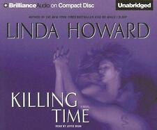 KILLING TIME BY LINDA HOWARD - GREAT AUDIO  w/ FREE SHIPPING